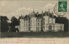 St.Maurice les Charencey Chateau de Champthierry France - Charencey