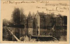 Env.de Putanges Les Yveteaux. Le Chateau France - Les Yveteaux