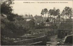 Perrou Vue Generale France - Perrou