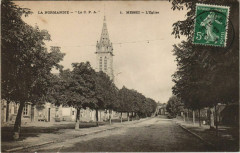 Messei L'Eglise France - Messei