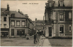L'Aigle Rue du Tribunal France - L'Aigle