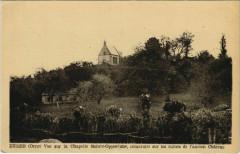 Exmes Vue sur la Chapelle Sainte-Opportune France - Sainte-Opportune