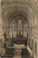 Messei Interieur de l'Eglise France - Messei