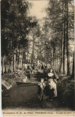 Perrou Un coin du Parc France - Perrou