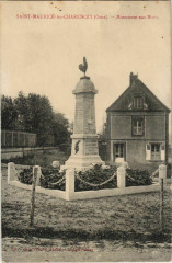 Saint-Maurice les Charencey Monument aux Morts France - Charencey