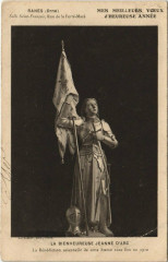 Ranes - Salle Saint-Francois-La Bienheureuse Jeanne d'Arc - Rânes