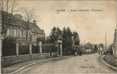 Ranes - Route d'Ecouché-Pensionnat - Rânes