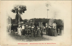 Réveillon-Bénédiction du feu de Saint-Pierre - Réveillon