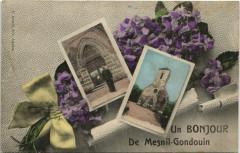Un Bonjour de Menil-Gondouin - Ménil-Gondouin