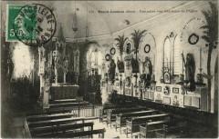 Menil-Gondouin - Une autre vue intérieure de l'Eglise - Ménil-Gondouin