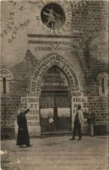 Menil-Gondouin - Extérieur de l'Eglise - Ménil-Gondouin