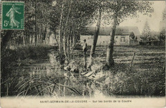 Saint-Germain-de-la-Coudre - Sur les bords de la Coudre - Saint-Germain-de-la-Coudre