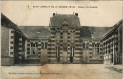 Saint-Germain-de-la-Coudre - Classe Communale - Saint-Germain-de-la-Coudre