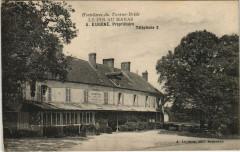 Le Pin-Au-Haras Hostellerie du Tourne-Bride A. Eugene - Le Pin-au-Haras