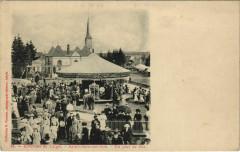 Environs de Laigle - Saint-Ouen-sur-Iton - un jour de fete - Saint-Ouen-sur-Iton