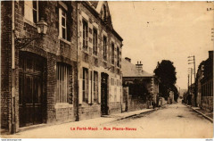 La Ferte-Mace - Rue Plerre-Neveu - La Ferté Macé