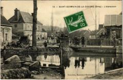 Saint-Germain-de-la-Coudre L'Abreuvoir - Saint-Germain-de-la-Coudre