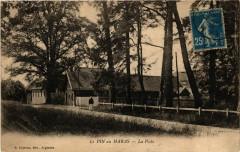Le Pin au Haras - La Poste - Le Pin-au-Haras