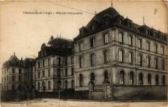 Pensionnat de l'Aigle - Hopital temporaire - L'Aigle