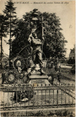 La Ferté-Macé - Monument des anciens Soldate de 1870 - La Ferté Macé