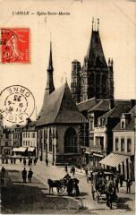 L'Aigle -Eglise Saint-Martin - L'Aigle