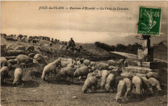 Joué-du-Plain -Environs d'Ecouché - La Coix de Livardon - Joué-du-Plain
