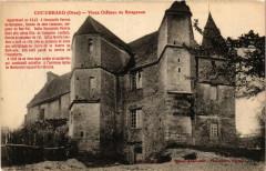 Coudehard (Orne) - Vieux Cháteau de Boisgeaux - Coudehard