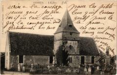 Avoines - L'Eglise - Avoine