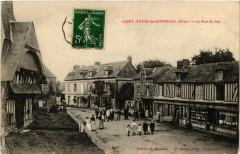Saint-Aubin-de-Bonneval - La Rue du Sap - Saint-Aubin-de-Bonneval
