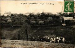 Saint-Didier-sous-Ecouves -Vue générale de bourg - Écouves