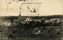 Coulimer(Orne) - Vue générale - Coulimer