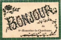 Bonjour de Sainte-Honorine-la-Chardonne - Sainte-Honorine-la-Chardonne