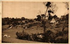 Caligny - Type de ferme du bocage normade - Caligny