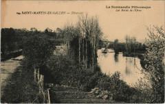 Saint-Martin-de-Sallen - Déversoir - Sallen