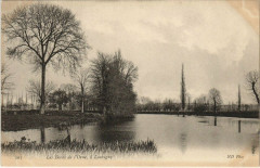 Les Bords de L'Orne a Louvigny - Louvigny