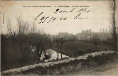 Trevieres - Le Pont de la Barre - Trévières