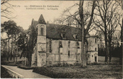 Chateaux du Calvados - Fontaine-Henry - La Chapelle - Fontaine-Henry