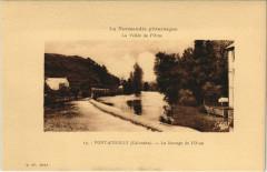 Pont-d'Ouilly - Le Barrage de l'Orne - Pont-d'Ouilly