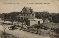 Le Home - Franceville-Plage - Chalet du Cycle - Le Hom
