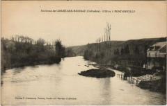 Environs de Conde-sur-Noireau - L'ORne a Pont-d'Ouilly - Pont-d'Ouilly