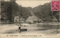 Saint-Remy - Le Moulin du Pont de la Mousse - Saint-Rémy