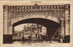 Pont-l'Eveque - Le Pont du chemin de fer - Pont-l'Évêque