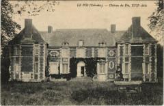Le Pin - Chateau du Pin - Le Pin