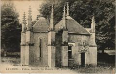 La Cambe - Chateau Jucoville - La Chapelle - La Cambe
