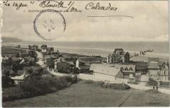 Blonville - Vue générale prise de Canisy - Anisy