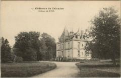 Chateaux du Calvados - Chateau de Ryes - Ryes