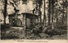 Potigny - Le Lavoir et la bréche au Diable - Potigny