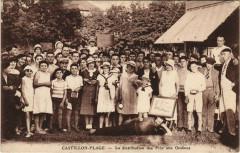 Castillon-Plage - La distribution des Prix aux Ondines - Castillon