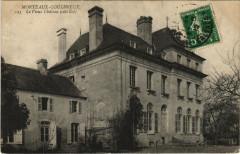 Morteaux-Couliboeuf - Le vieux Chateau - Morteaux-Couliboeuf