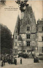Chateaux du Calvados - Fontaine Henry - Fontaine-Henry